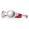 Julbo Looping II Spectron 4 Bril Kinderen 12-24M rood/wit